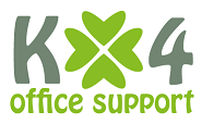 logo_K4_office_support (klein)
